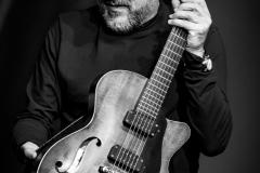 2019_01_13 Bebo Ferra Voltage Trio - Blue Note