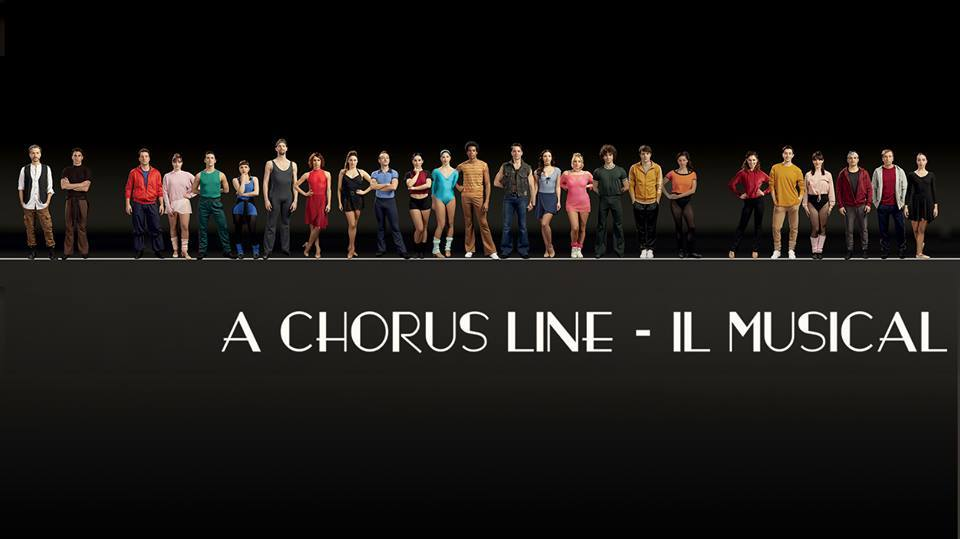 CHORUS LINE Campagna ufficiale - febbraio 2019
